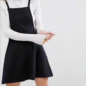 ASOS Petite pinafore dress